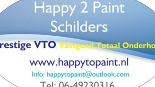 Happy to Paint Schilders (Prestige VTO)
