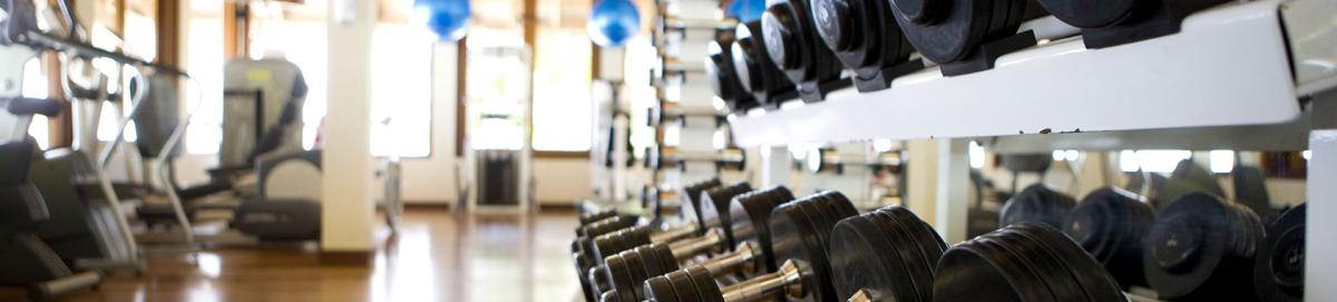 Zoek een sportschool of fitnesscentrum slider